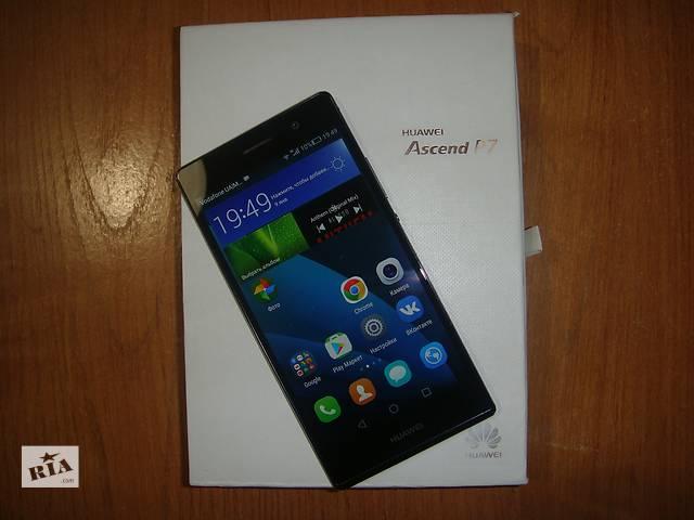 купить бу Huawei Ascend P7 Sophia L10 в Киеве