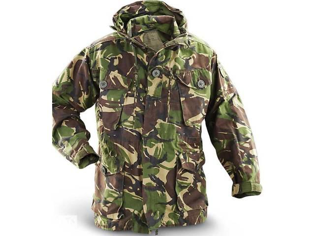 продам Куртка - парка ВС Великобритании, камуфляж ДПМ (Лес), оригинал, новая бу в Харькове