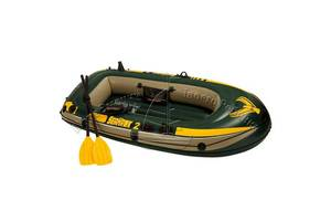 Новые Лодки для рыбалки Intex
