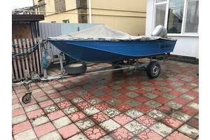 б/в Алюмінієві човни для риболовлі