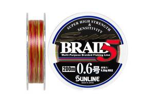 Новые Лески для рыбалки Sunline