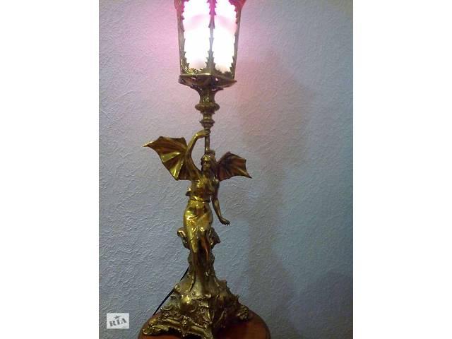 купить бу Эксклюзивный бронзовый светильник в Днепре (Днепропетровск)