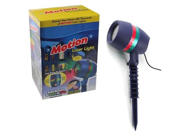 продам Лазерный проектор Star Shower Motion Laser Light Blue SKL11-133178 бу в Одессе