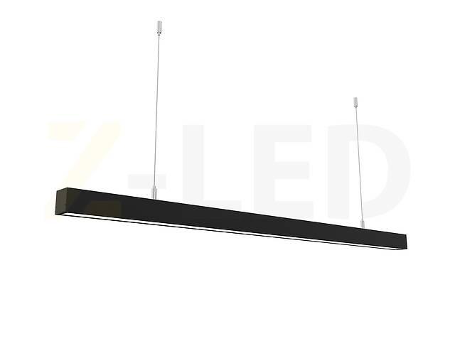 продам Линейный светодиодный светильник Z-LED 35ВТ черный (1416x42x43) LSN-35b бу в Харькове