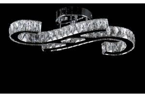 Светодиодная хрустальная люстра L78308/12 (CRSHANBIN) Led