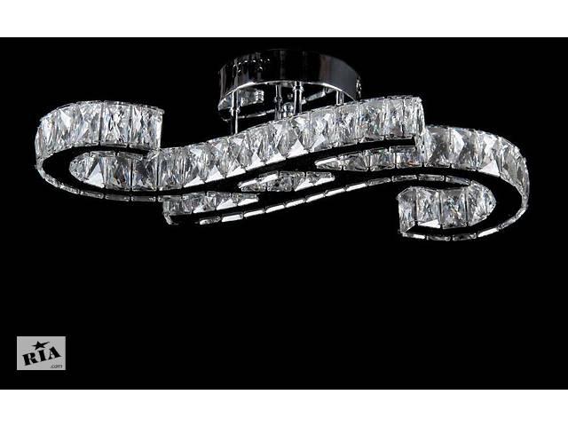 купить бу Светодиодная хрустальная люстра L78308/12 (CRSHANBIN) Led в Одессе