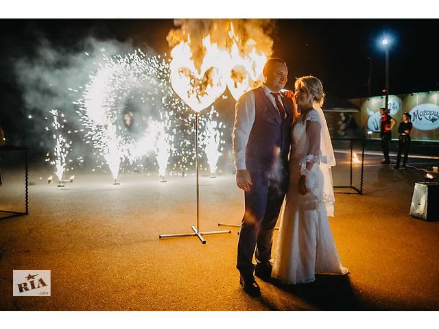 Вогняне шоу Reiton на весілля, фаєр шоу Чернігів, Київ- объявление о продаже   в Україні