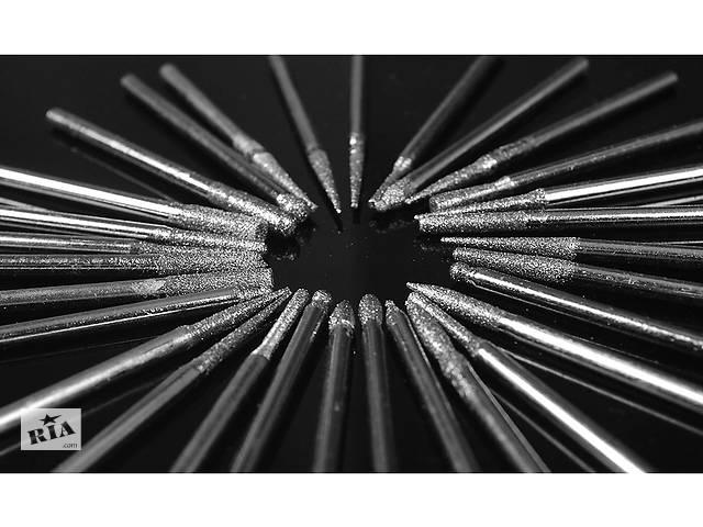 бу Фрези алмазні YM-1102 30 штук фреза фрези насадки фрезер насадка в Вінниці