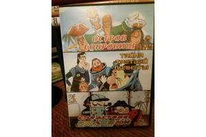б/в DVD диски з фільмами