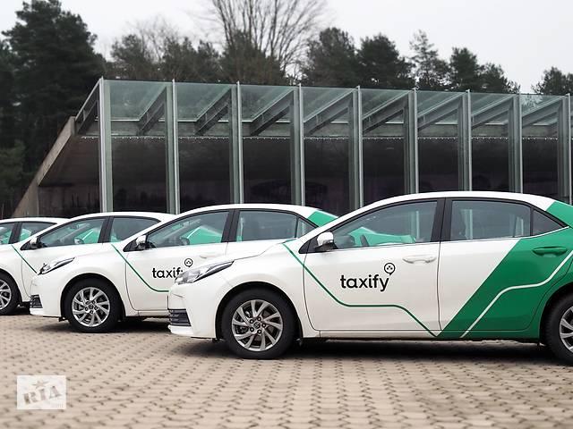 купить бу Работа. Водитель такси в Литву  в Украине