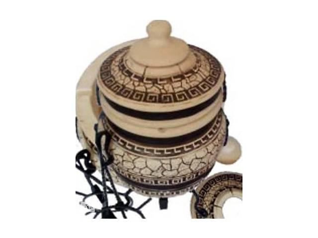 продам Печь-жаровня. Тандыр модель №1 (дизайн греческий). Мангал бу в Киеве