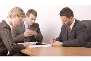 КРЕДИТНІ СПРАВИ (банки, МФО).,  Професійна юридична допомога, з усих правових питань
