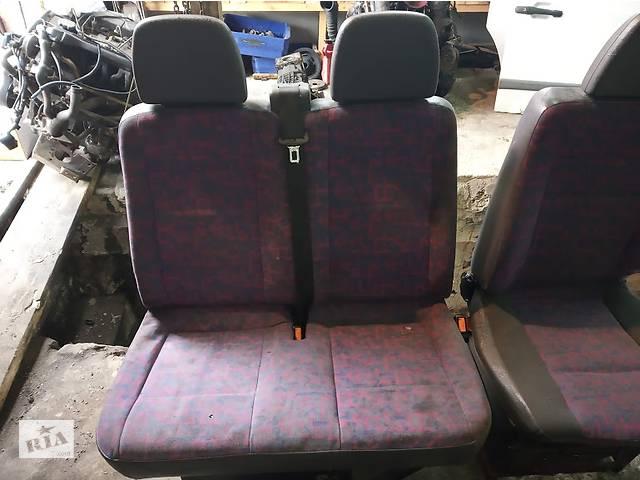 продам Б/у Сидіння подвійне для Mercedes VITO Вито Вито W 638 бу в Тернополе