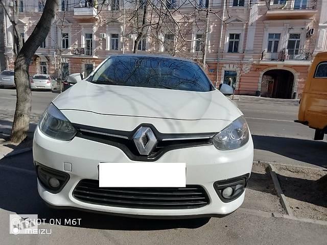 купить бу Долгосрочная аренда Renault Fluence 2015 год Дизель 1.5 450 грн в Одессе