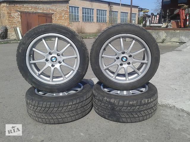Диски титаны R17 (5*120) титани BMW БМВ- объявление о продаже  в Ровно