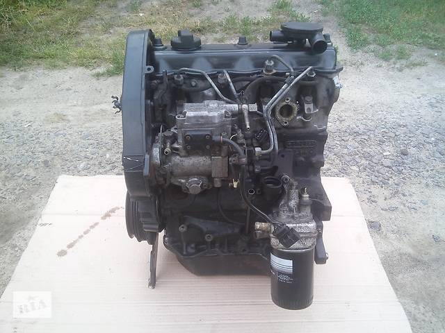бу Двигатель мотор 1.9 TDI 1Z AHU Пассат Б3 Б4 Гольф 3 Венто Т3 Т4 Кадди в Шепетовке