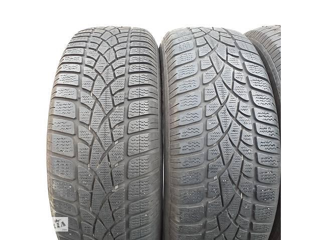 продам Б/в шини 235/65/17 Dunlop WinterSport 3D  2х7-6,5мм зимові бу в Львове