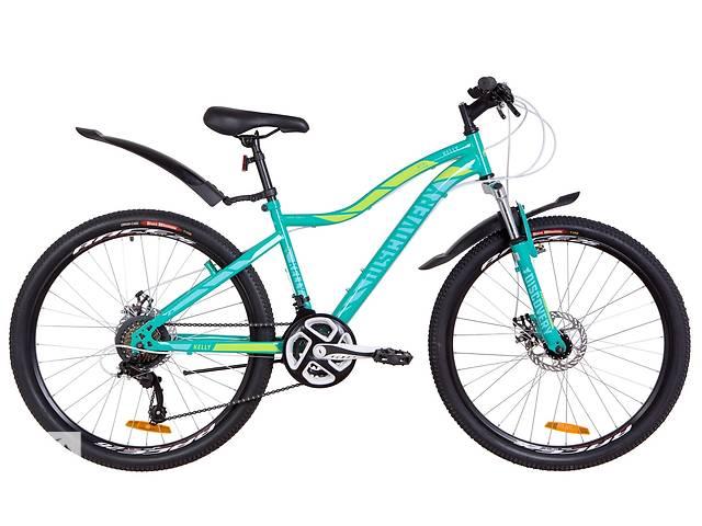 продам Отличный женский велосипед 26'' Discovery KELLY бу в Славянске