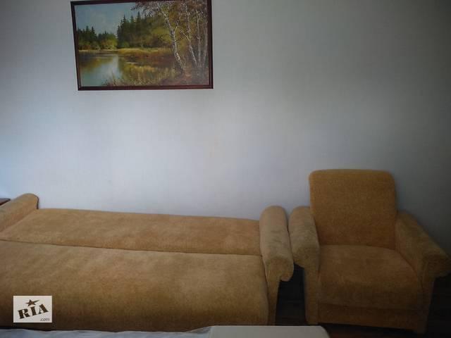 бу Продам диван в хорошем состоянии и два кресла в подарок в Голованівську