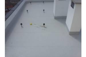 кладка ПВХ мембраны. Монтаж и ремонт мембранных крыш.