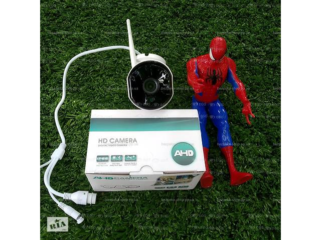 бу Ip WiFi camera внешняя 5mp HD1944p уличная камера видеонаблюдения 5мп наружная в Херсоне