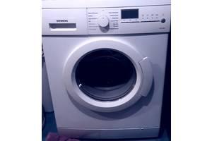 б/у Фронтальные стиральные машинки Siemens
