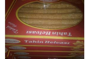 Турецкая халва, халва кунжутная, тахинная халва. Восточные сладости