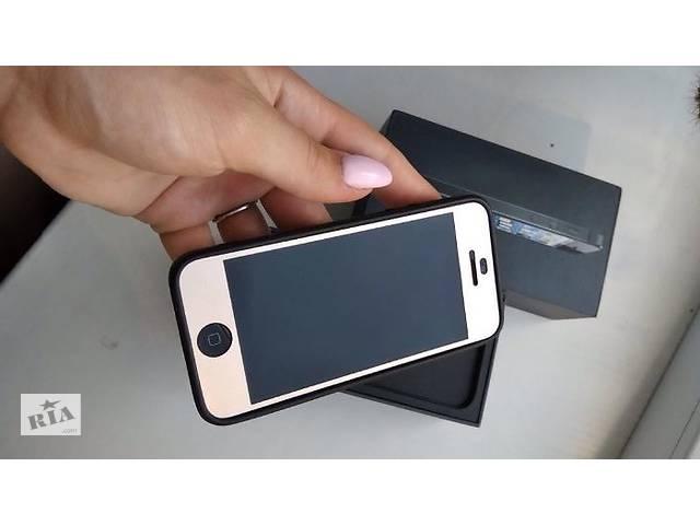 бу Apple IPhone 5/16 недорого в Першотравенске (Житомирской обл.)