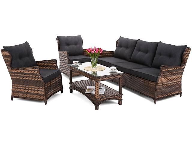 бу Набор ротанговой мебели для сада террас SIENA GRANDE в разных цветах в Львове