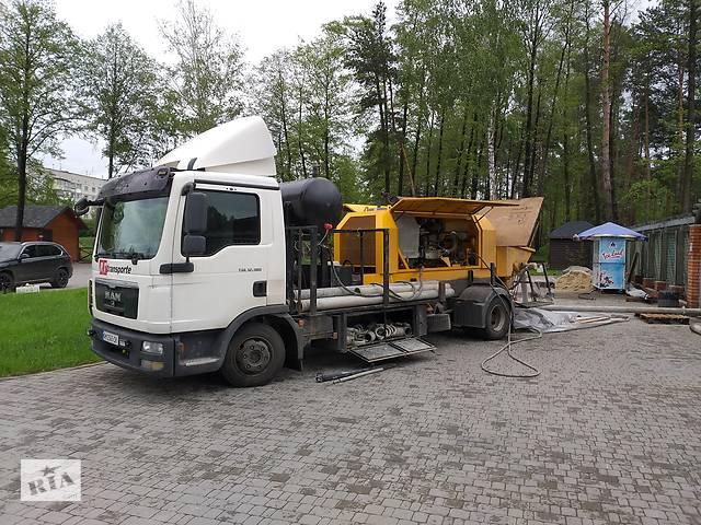 бу Аренда бетононасоса  в Украине