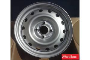 Диск сталевий 4х114,3 R15 Chevrolet Lacetti