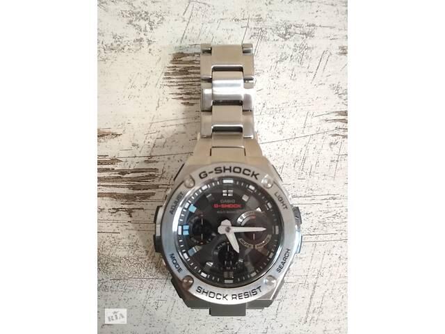 бу Продам часы, CASIO G-SHOCK GST-W110D-1AER в Киеве