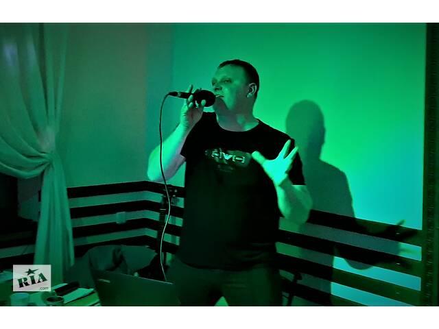 продам Живая Музыка + диджей (см. Видео), ведущий, ведущая бу в Киевской области