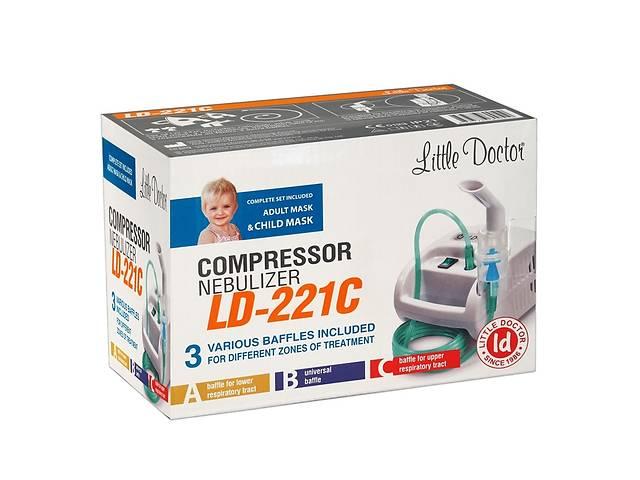 продам Компрессорный ингалятор LD221C ( склад ) бу в Запоріжжі