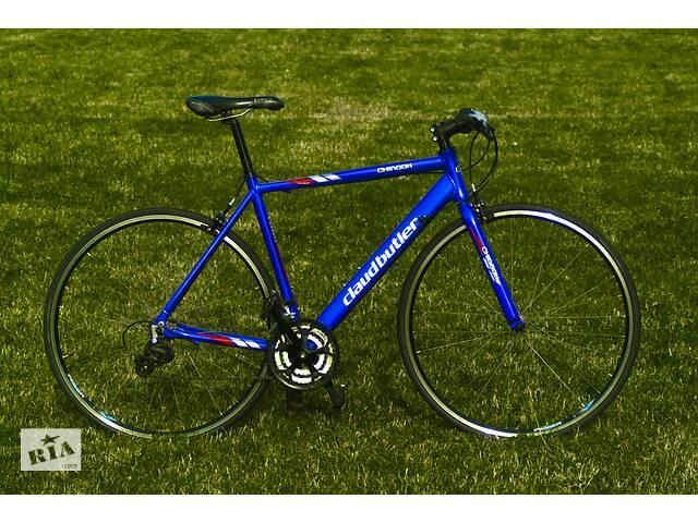 купить бу Шоссейний велосипед Claud Butler Chinook шоссер шоссейник 53см 700c в Івано-Франківську