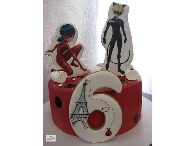 бу Торт на заказ Детский торт на заказ Торт для детей в Киевской области