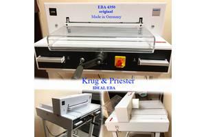 EBA 4350, электрическая гильотина, IDEAL 4350