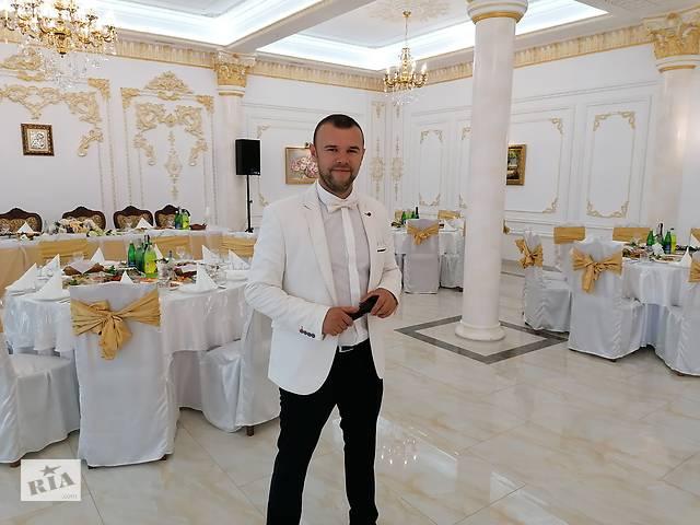продам Ведущий Василий Яцейко.Свадьбы,выпускные,корпоративы,дни рождения!!! бу  в Украине