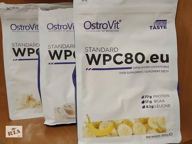 купить бу Протеин OstroVitWPC80.eu 900 g в Мариуполе
