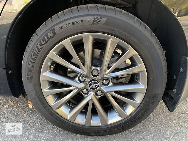 Диски 5/114.3 R 17 Toyota Графит Шины 215 55 17 Michelin Pilot sport 4- объявление о продаже  в Харькове