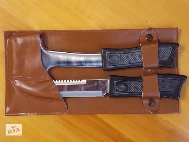продам Туристический набор: топор и нож бу в Харькове