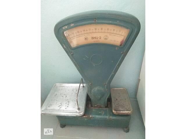 продам Вага весы ВНЦ-2 0-200 гр бу в Тернополе