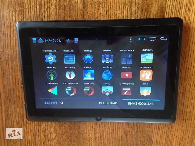 "купить бу Планшет Twd Mid Tablet PC 7"" с чехлом в Знаменке"