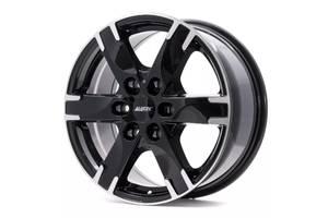 Alutec Titan 7x16 6x139.7 ET55 DIA93.1 DB (Mazda BT-50, Ford)