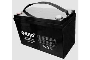 Акумулятор Kijo JDG 12V 100Ah GEL