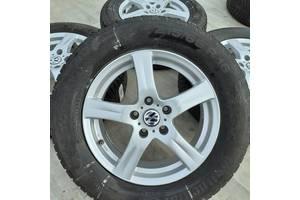 Б/в Диски VW R16 5x112 6,5j e33 Tiguan Sharan Passat Audi Q3 A4 Volkswagen