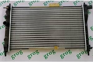 Радиатор охлаждения для Daewoo Lanos. Производитель GROG.