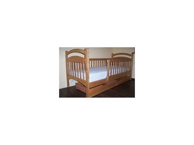 купить бу Дитяче односпальне ліжко в Первомайську