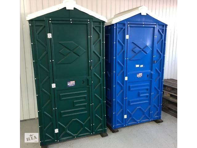 купить бу Біотуалет, вулична туалетна кабіна в Харкові