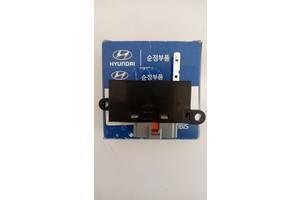 Новые Регуляторы оборотов вентилятора печки Hyundai H 200 груз.